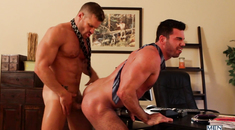 With you ass an friend his office in fucks dude cock sucking seems me, what