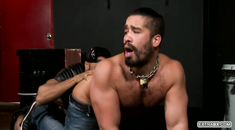 Hot gay anal fetish with facial